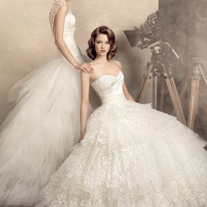 papilio wedding dresses 2013 isabelle ingrid