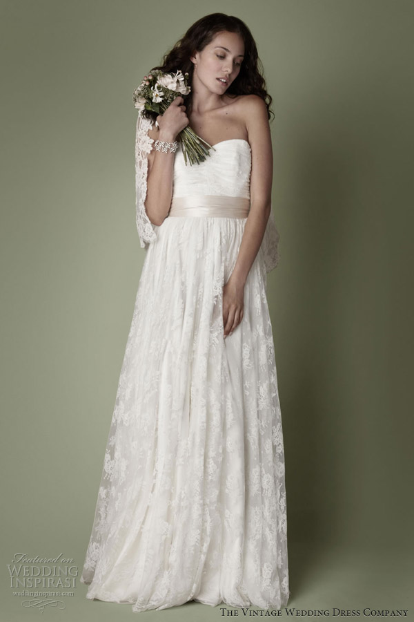 The Vintage Wedding Dress Company 2013 Decades Bridal