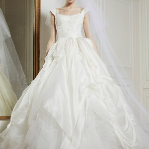 zuhair murad fall 2013 bridal paloma wedding dress