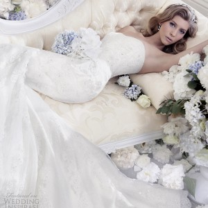 ellis bridals 2013 strapless wedding dress 11330