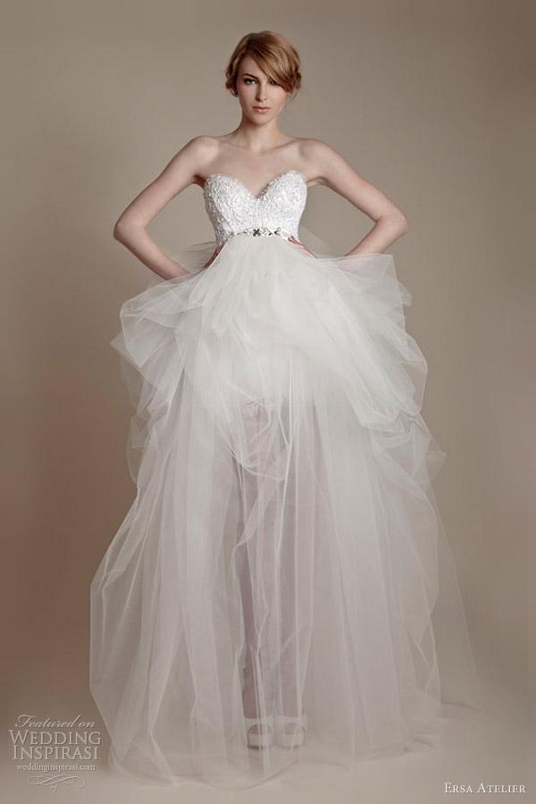 Ersa Atelier 2013 Wedding Dresses