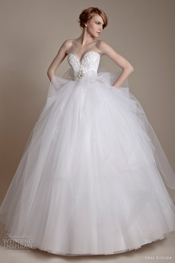 Ersa Atelier 2013 Wedding Dresses | Wedding Inspirasi