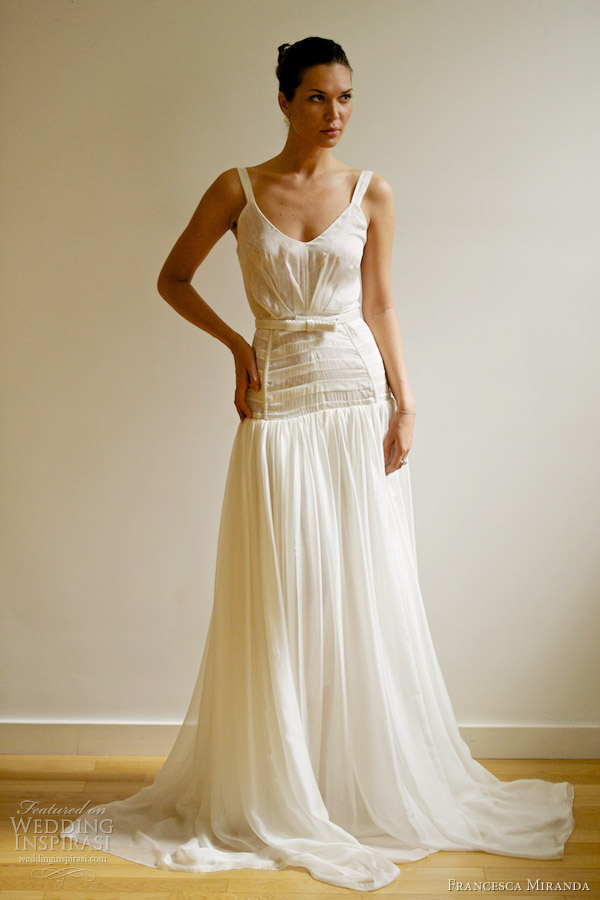 francesca miranda wedding dresses spring 2013 eleonore gown
