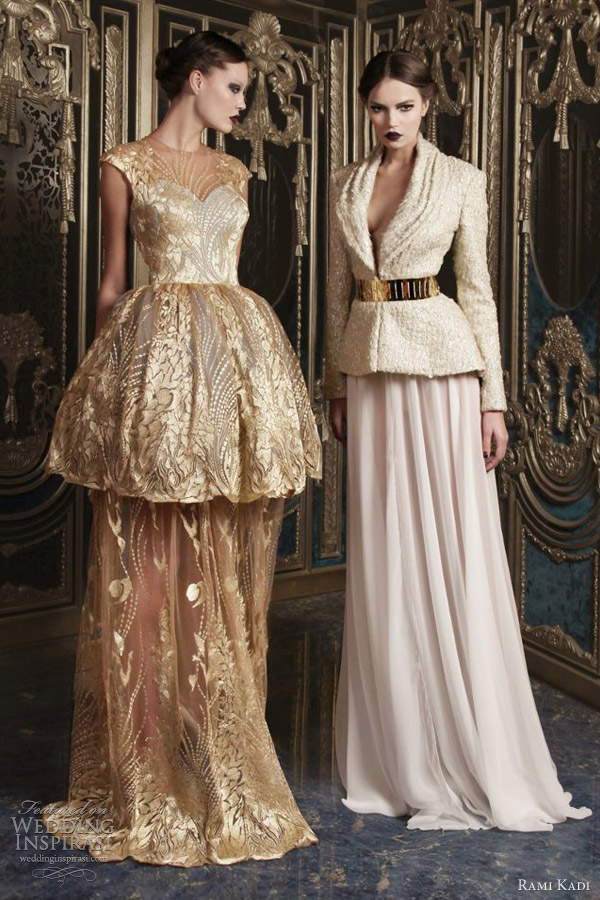 rami kadi couture 2012 2013 wedding inspirasi