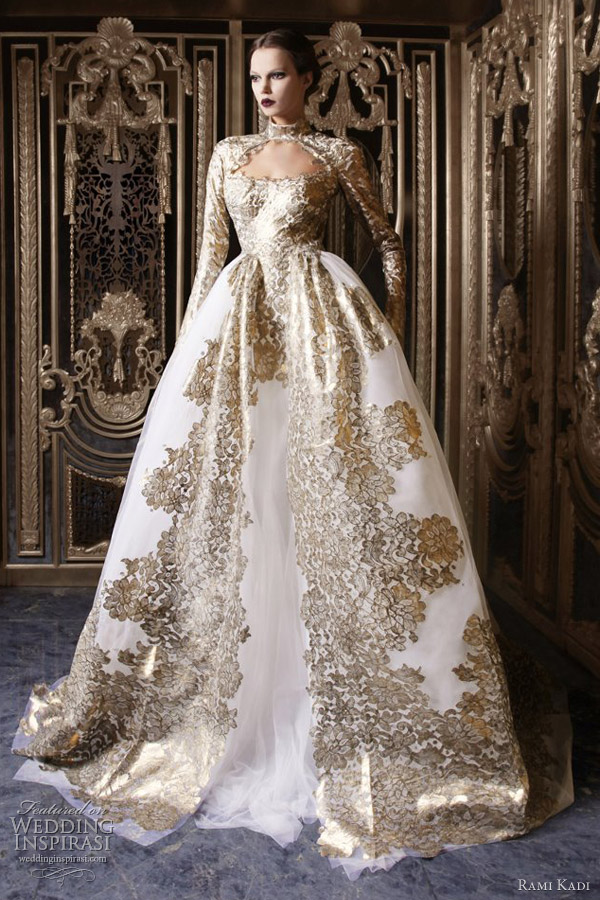 Rami Kadi Couture 2012-2013 - BridalPulse