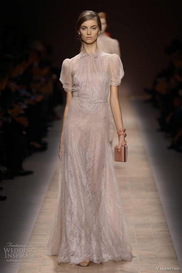 Valentino Spring Summer 2013 Ready To Wear Wedding