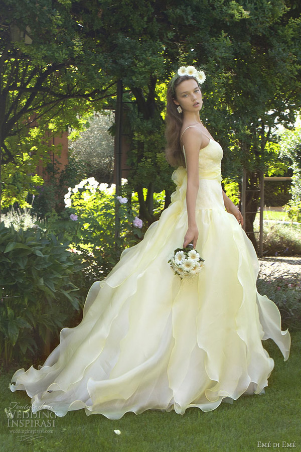 em di em wedding dresses 2013 wedding inspirasi