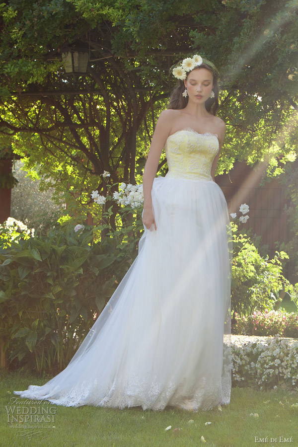 Emé di Emé Wedding Dresses 2013 | Wedding Inspirasi | Page 2