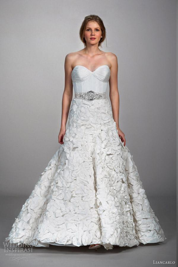 Liancarlo Wedding Dresses Spring 2013 | Wedding Inspirasi | Page 2