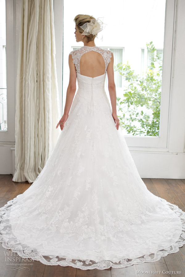 Moonlight Couture Spring 2013 Bridal Collection Wedding
