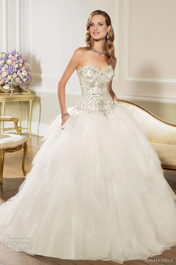 Ronald joyce 2013 wedding dresses wedding inspirasi page 2 for Ronald joyce wedding dresses prices