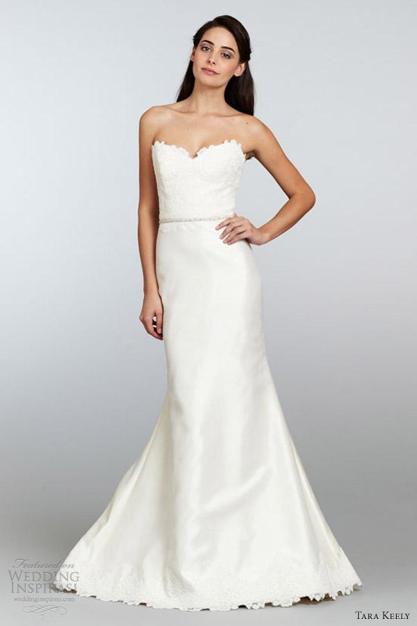 Tara Keely Spring 2013 Wedding Dresses Wedding Inspirasi