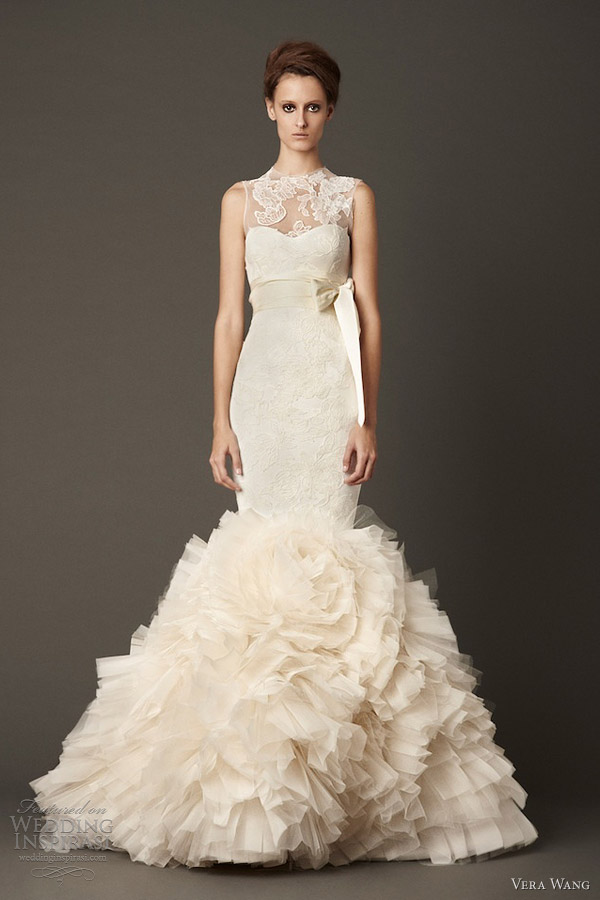Vera Wang Wedding Dresses Fall 2013 | Wedding Inspirasi