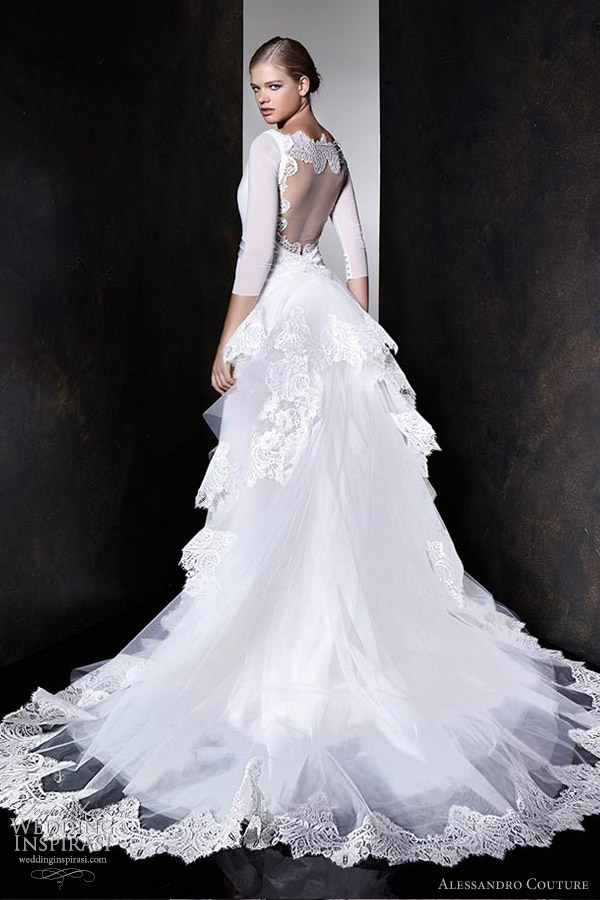 Wedding Dresses Butterfly 45