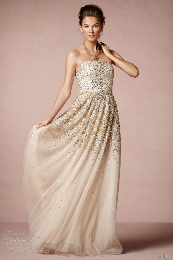 bhldn wedding dresses 2013 isadora strapless gown rachel gilbert