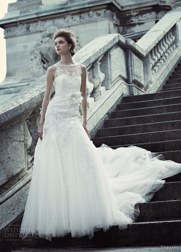 Enzoani Timeless Wedding Dresses 2013 Sponsor Highlight