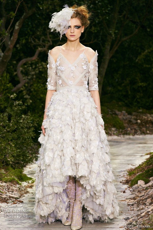 Chanel Spring/Summer 2013 Couture Collection