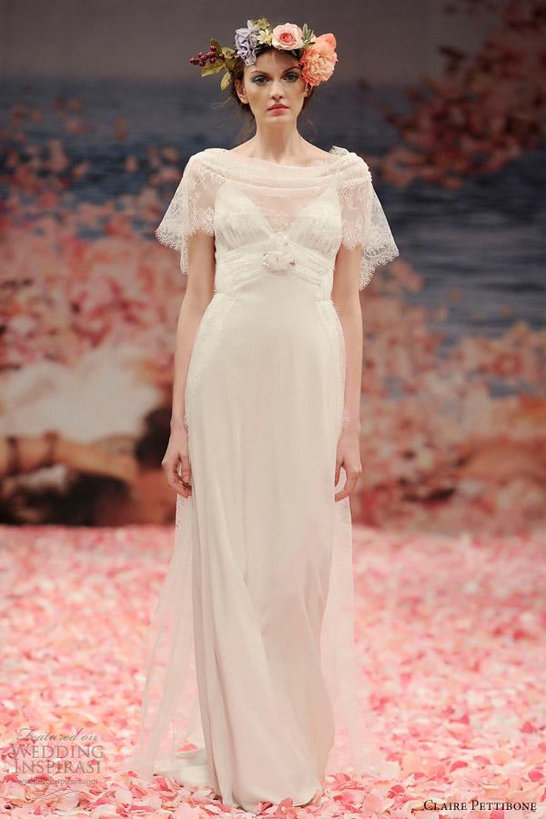 Claire Pettibone Spring 2013 Bridal Collection   Wedding ...