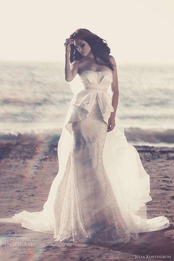 julia kontogruni 2013 wedding dresses