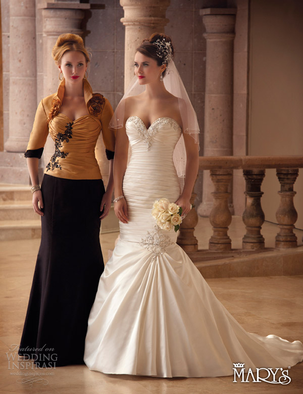 marys bridal wedding dress 6120 mother of bride gown m2189