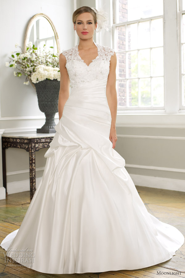 Moonlight Bridal Spring 2013 Collection Wedding