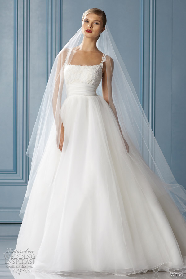 wtoo wedding dresses 2013 megan ball gown