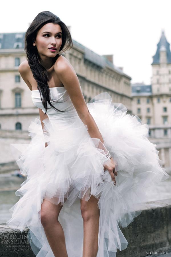 Hi-lo Wedding Dresses 53 Epic cymbeline wedding dress gigi