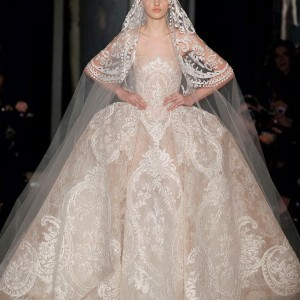 elie saab spring 2013 couture wedding dress