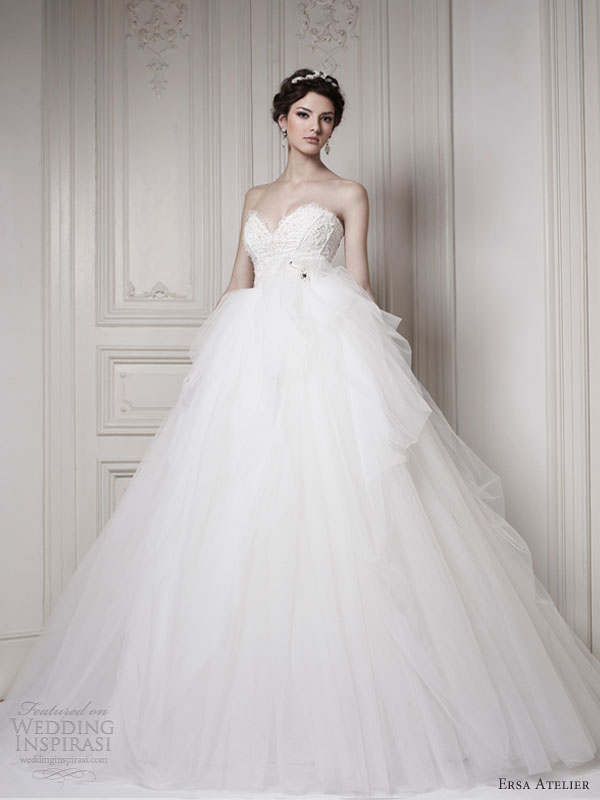 Princess Ball Gown Wedding Dresses | Fashion Wallpaper
