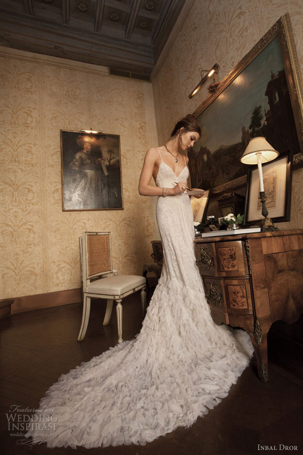 inbal dror bridal 2012 2013 wedding dresses