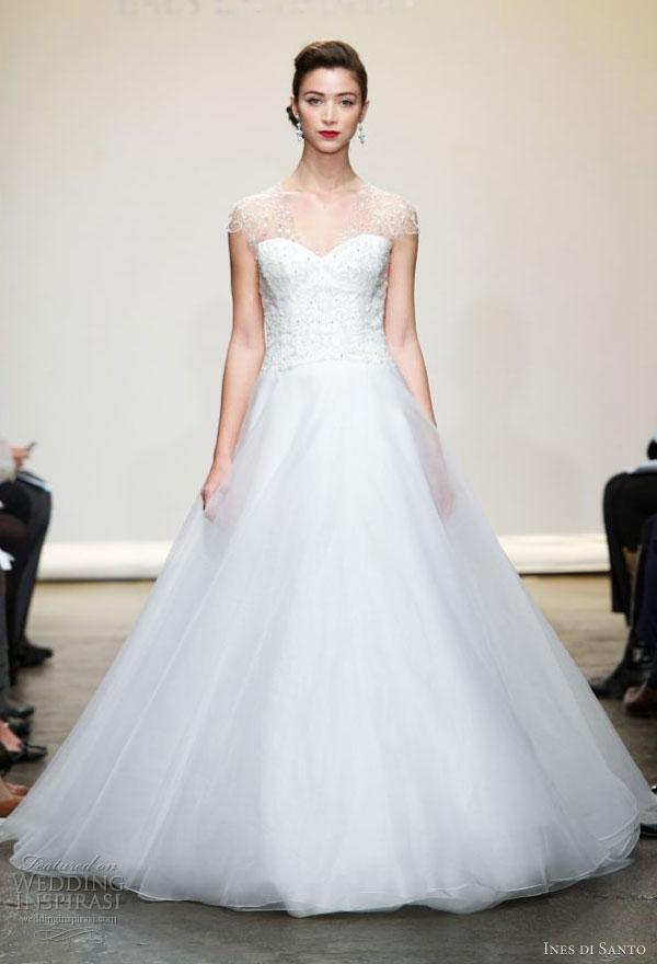 Ines Di Santo Wedding Dresses Spring 2013 Wedding