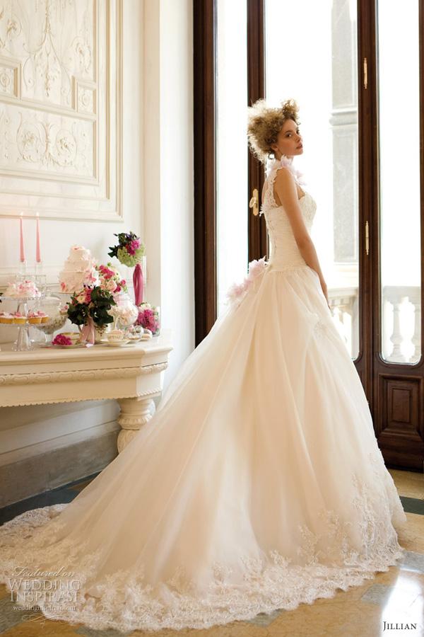 jillian sposa 2013 romantic wedding dresses