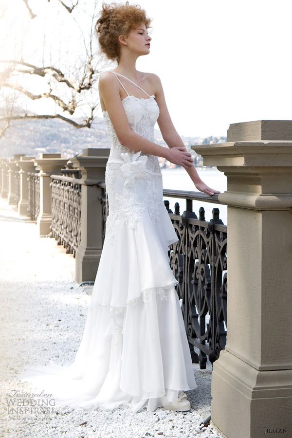 jillian sposa wedding dreses 2013 sterlizia bridal collection