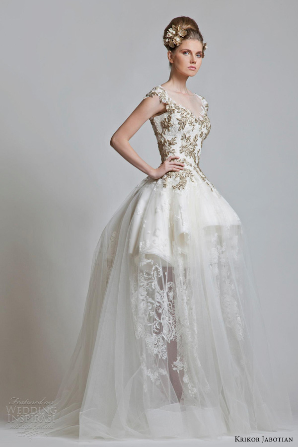 krikor jabotian wedding dress
