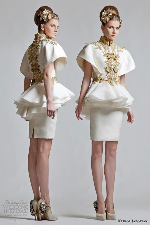 krikor jabotian wedding dresses 2013