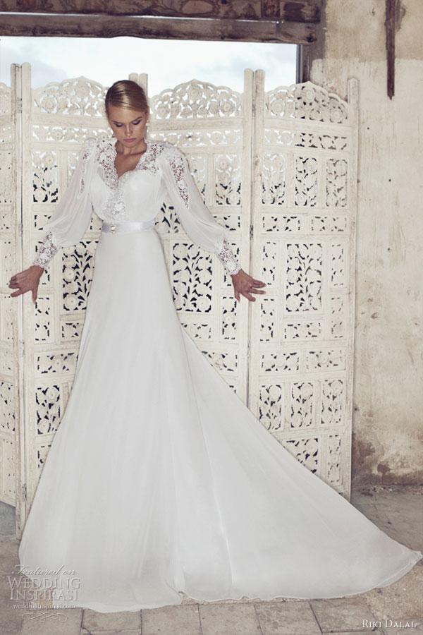 777657e0989 riki dalal 2013 israeli wedding dress designer