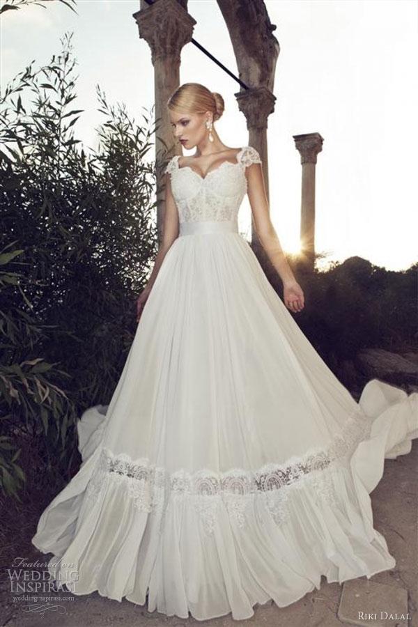 Riki Dalal Wedding Dresses 2013 Wedding Inspirasi Page 2