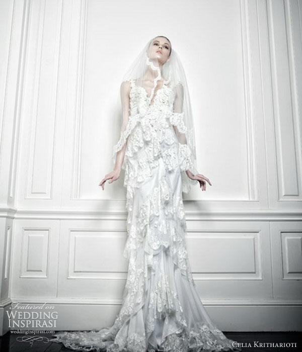 Celia kritharioti wedding dresses wedding inspirasi page 2 for Greek wedding dress designers