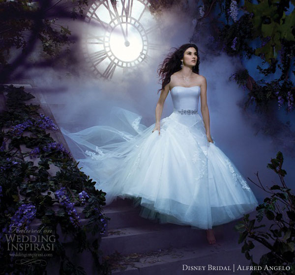 Wedding Gown 2013: Disney Fairy Tale Weddings By Alfred Angelo 2013