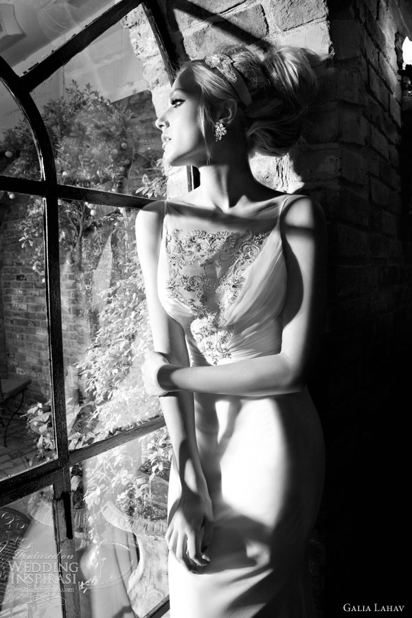 galia lahav couture glamorous wedding dresses 2014 brigette