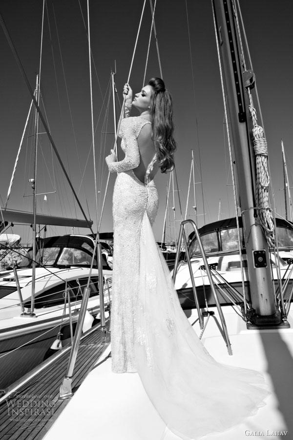 galia lahav haute couture 2014 jennifer wedding dress