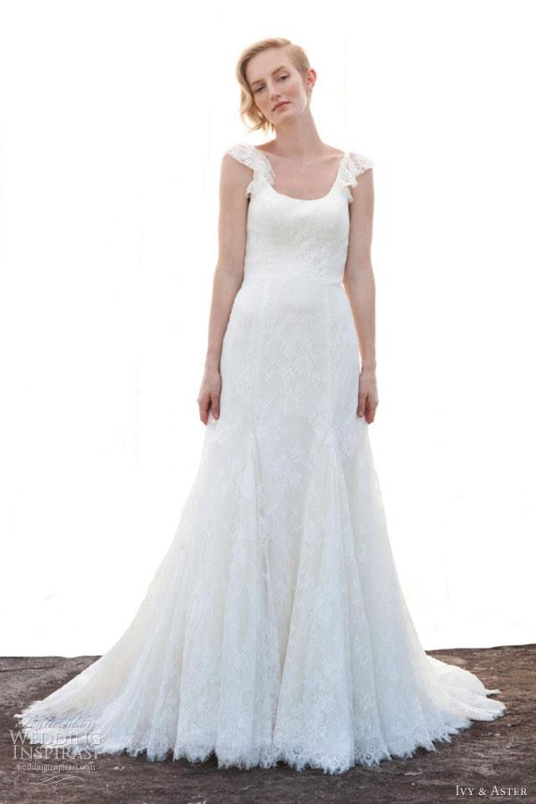 Ivy Amp Aster Fall 2013 Wedding Dresses Wedding Inspirasi