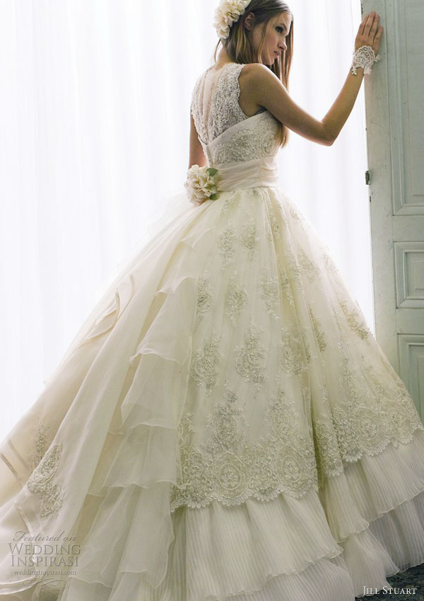 Jill Stuart Wedding Dresses — The Ninth Collection | Wedding Inspirasi