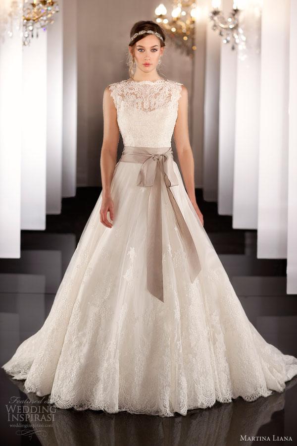 martina liana fall 2013 wedding dress style 437