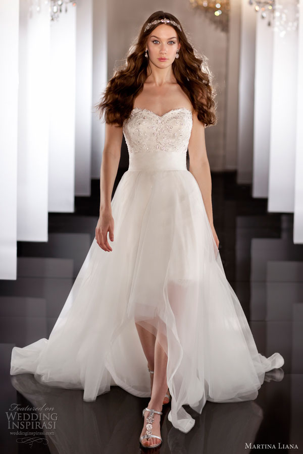 Martina Liana Fall 2013 Wedding Dresses Wedding Inspirasi