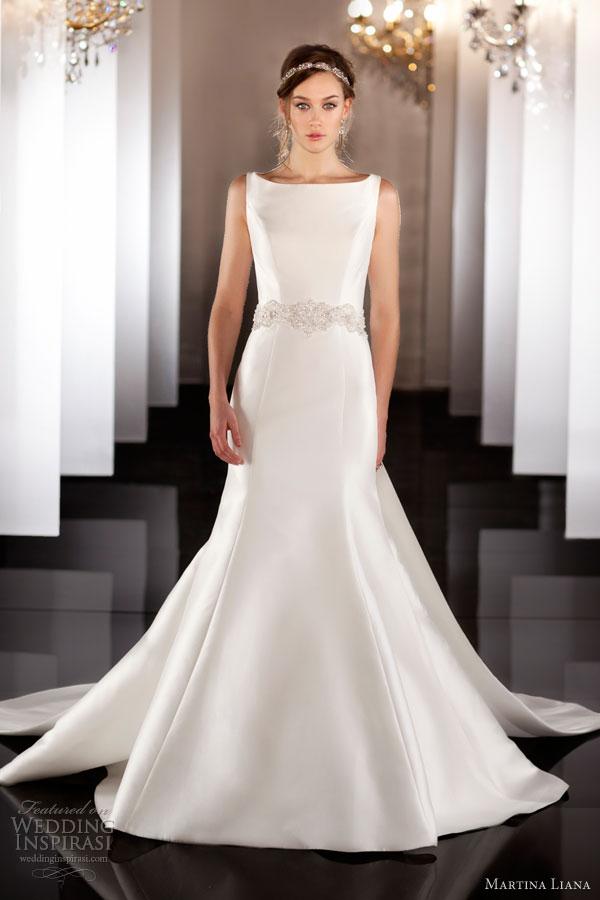 Martina Liana Fall 2013 Wedding Dresses Wedding Inspirasi Page 2