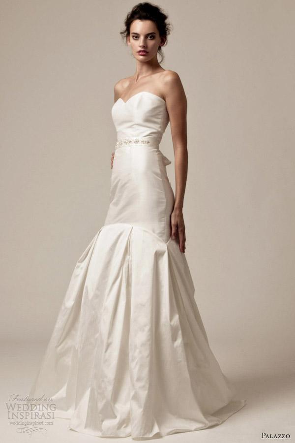 Dupioni Wedding Dress