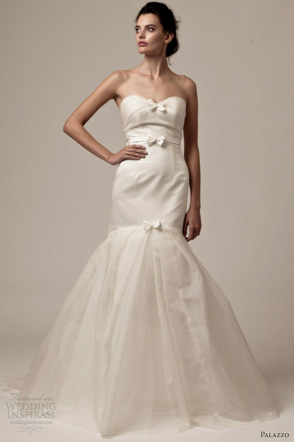 palazzo bridal 2013 wedding dresses ella