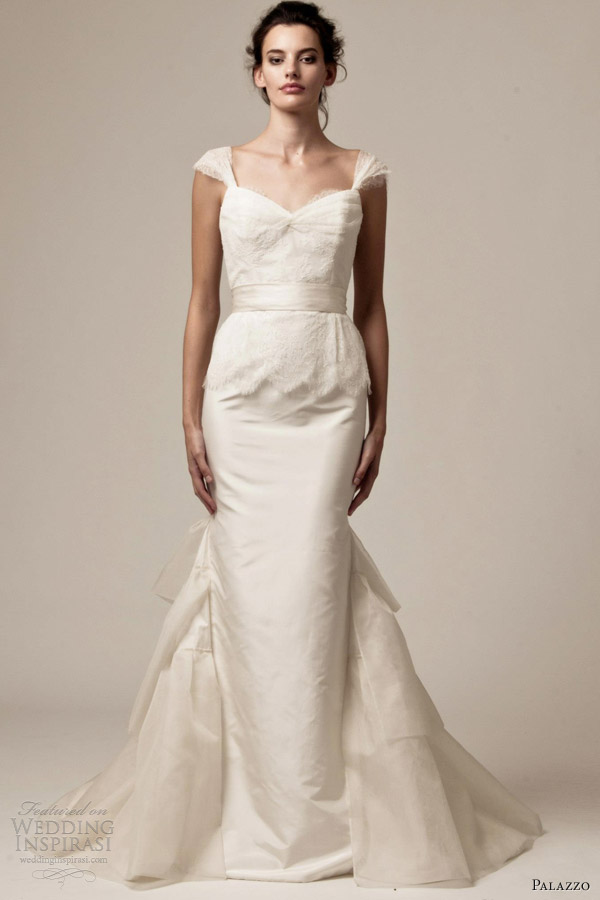 Palazzo Bridal 2013 Wedding Dresses | Wedding Inspirasi