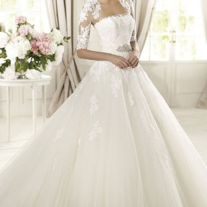 pronovias 2013 wedding dresses domingo